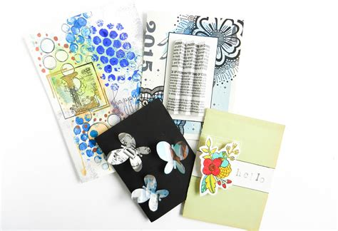 Diy Greeting Cards Tutorial