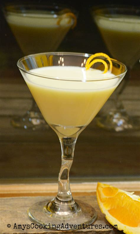 dreamsicle drink dreamsicle martini