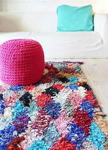Tapis En Crochet : tapis fait main rz44 jornalagora ~ Teatrodelosmanantiales.com Idées de Décoration
