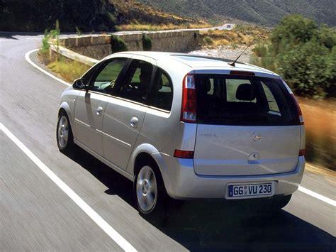 Opel Meriva 2003 03 03 Autocity