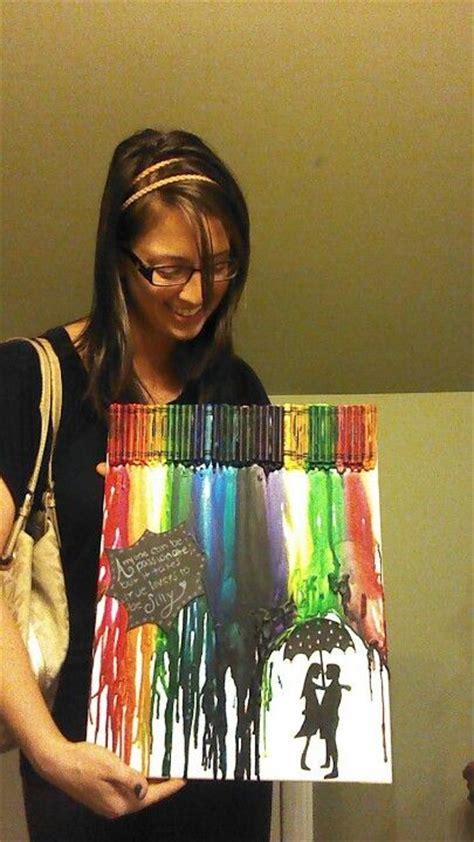 Ee  Birthday Ee   Present For  Ee  Best Ee   Friend Crayon Art