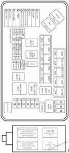 Fuse Box Diagram  U0026gt  Hyundai H  Grand Starex  2004