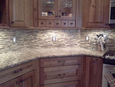 Stone Tile Backsplash  Tile Design Ideas