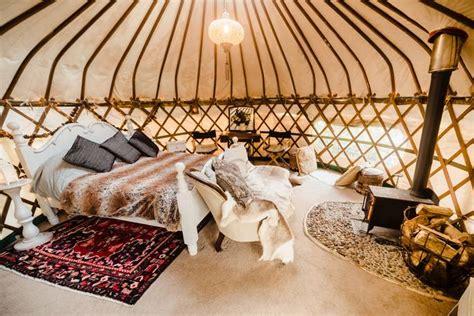 interior log homes moonbeam yurt canopy