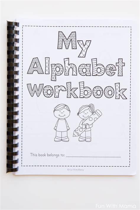 printable alphabet worksheets  turn   workbook