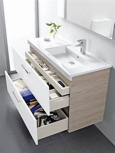 Badezimmer Waschbeckenunterschrank Ikea : die besten 25 waschbeckenunterschrank mit schubladen ~ Michelbontemps.com Haus und Dekorationen