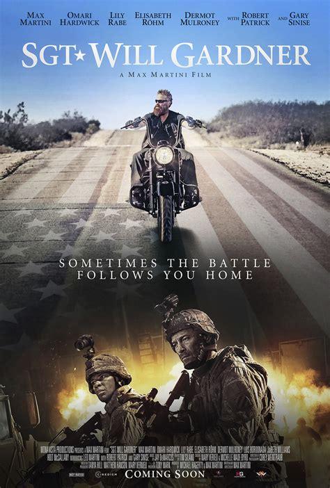 sgt gardner movie trailer poster teaser
