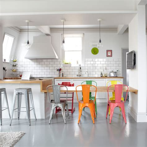 rubber kitchen floors step on it ways to pep up your flooring ideal home 2032