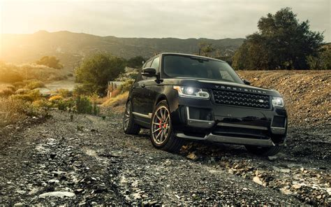 vorsteiner range rover  ff  wallpaper hd car