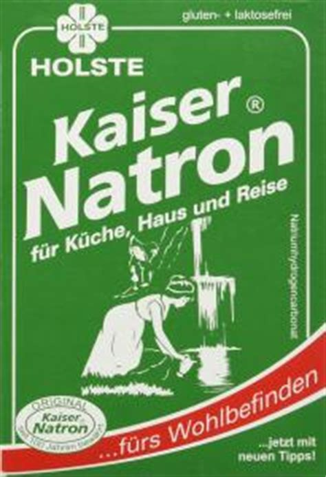 Natron In Der Küche by Natron Und Soda Unterschiede Ein F 252 R Alle Mal Erkl 228 Rt
