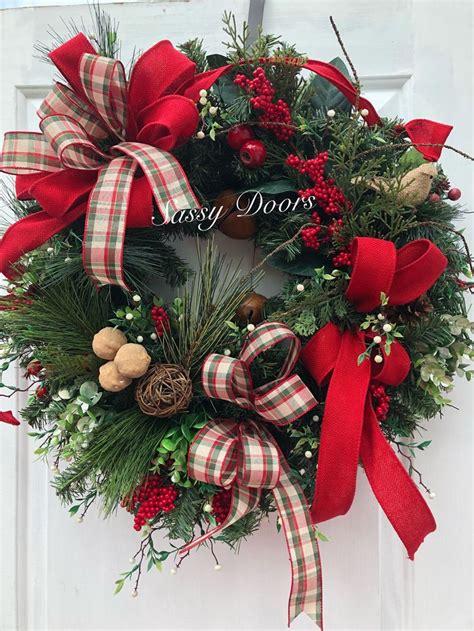 front door wreaths ideas  pinterest wreaths