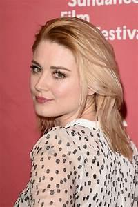 Alexandra Breckenridge - 'Zipper' Premiere at Sundance in ...  Alexandra