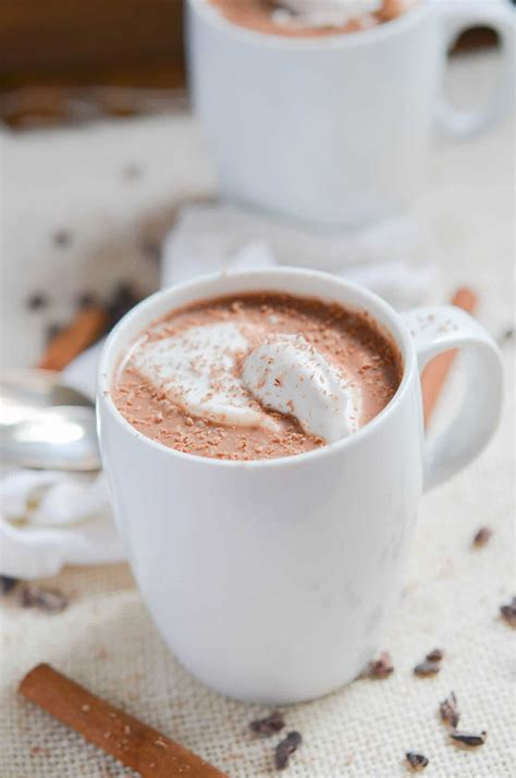 awesome dairy  hot chocolate  carrot