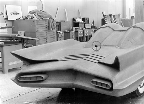Futura Shows by The Futura Gallery Classic Tv Series 1966 Batmobile