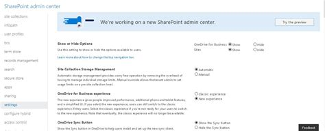 Office 365 Portal Not Showing sharepoint not showing missing in office 365 admin panel