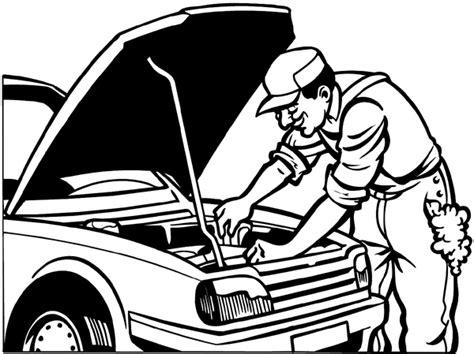 mechanic clipart black and white mechanic clipart black and white clipartxtras