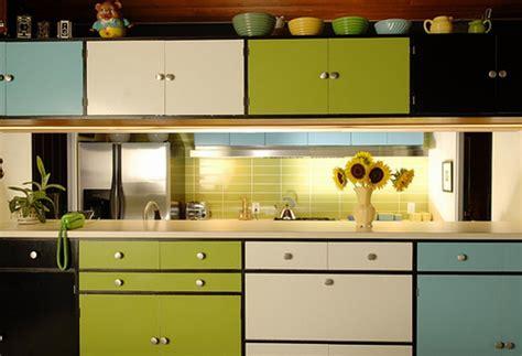 cuisine vintage formica pintar muebles de cocina recicla tus muebles