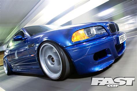 tuned bmw   fast car