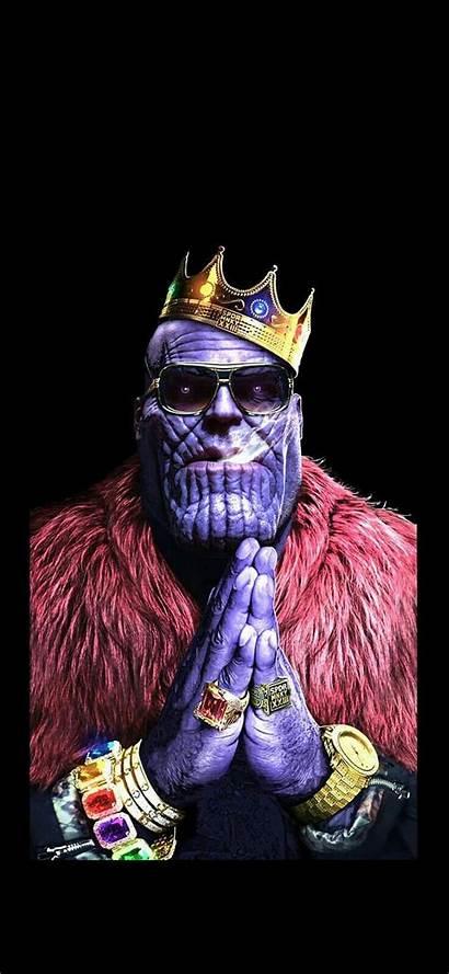 Thanos Marvel Peace Avengers Comic Hop Hip