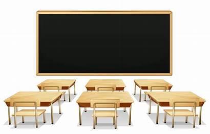 Clipart Desks Classroom Clipground Blackboard