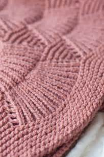 Baby Blanket Knitting Pattern