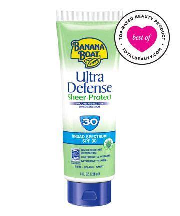 Banana Boat Foam Sunscreen by Best 25 Best Sunscreens Ideas On Avene