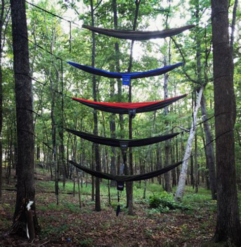 Best Way To Hang A Hammock Between Trees by Live My Eno Gearhead Outfitters