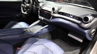 Ferrari continua a distinguersi nella sua tradizione di creare auto super lussuose con il modello gtc4 lusso t. Ferrari GTC4 Lusso revealed - pictures | Auto Express