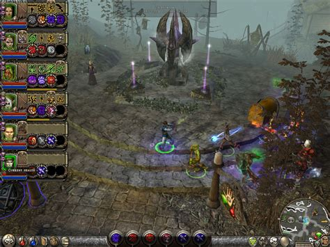 dungeon siege i dungeon siege 2 images