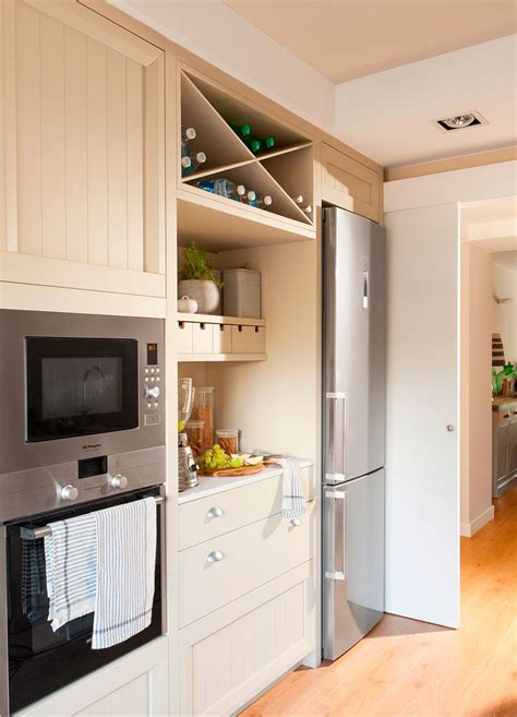 anade una bodega kitchen pinterest cocinas pequenas