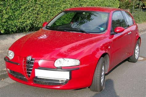 Alfa Romeo 147  Wikipedia, Wolna Encyklopedia