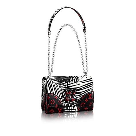 louis vuitton cruise  bag collection  featuring palm leaves spotted fashion