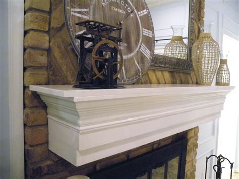 how to make a fireplace mantel dear here s how to build a fireplace mantel do