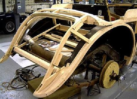 Car Wood by City Sports Car Coach Work Build A Timber Framed Wooden