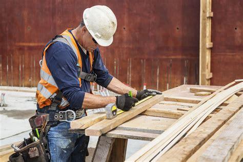 construction skills list  examples