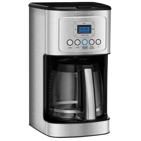 cuisine arte cuisinart perfectemp 14 cup coffee maker dcc 3200 the