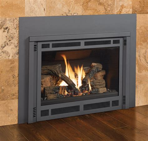 gas fireplace insert prices large radiant insert by avalon comforts of home shop