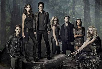 Vampire Diaries Tv Series Shows Supernatural Witches