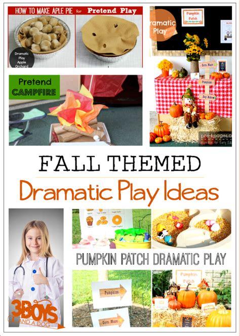fall dramatic play ideas for children dramatic play 312 | eca739162a18b2168ca3a23a0decbabb