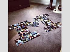 20 Cool DIY Photo Collage For Dorm Room Suggestions