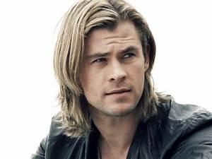 Coupe Cheveux Homme Long : m che blonde homme id es et astuces en vid os et photos ~ Mglfilm.com Idées de Décoration