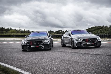 Running out of fresh and exciting ways to scare the kids? Mercedes-AMG-GT-Coupe-4-portes-Brabus-Rocket-900-2020-11 | Les Voitures
