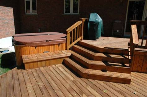 Simple Two Level Decks Ideas Photo by Benefits Of Deck Designs With Multi Levels
