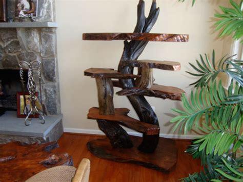 Furniture Natural Wood Color Wall Shelf Home Decor: Live Edge Furniture - Live Edge Wood Slabs