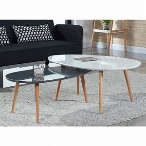Table De Salon Is An Item For The Bright Classic Home