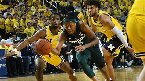 michigan state michigan  sporting news basketball rankings