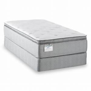 beautysleep elias lux firm pillow top twin xl mattress With best pillow top twin mattress