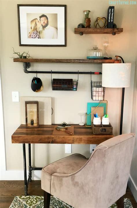 diy industrial desk building a custom industrial wooden desk craft thyme