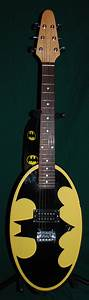 Aixelsyd13 U2019s Six Flags Batman Guitar  U00ab Tonefiend Archives