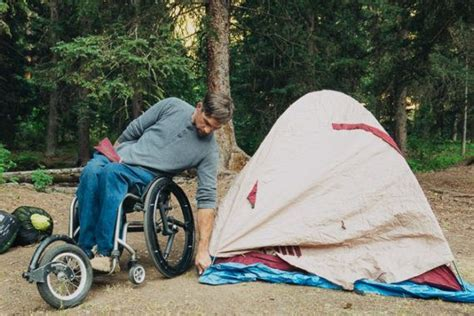 The Best Car Camping Gear for Wheelchair Users: Reviews by